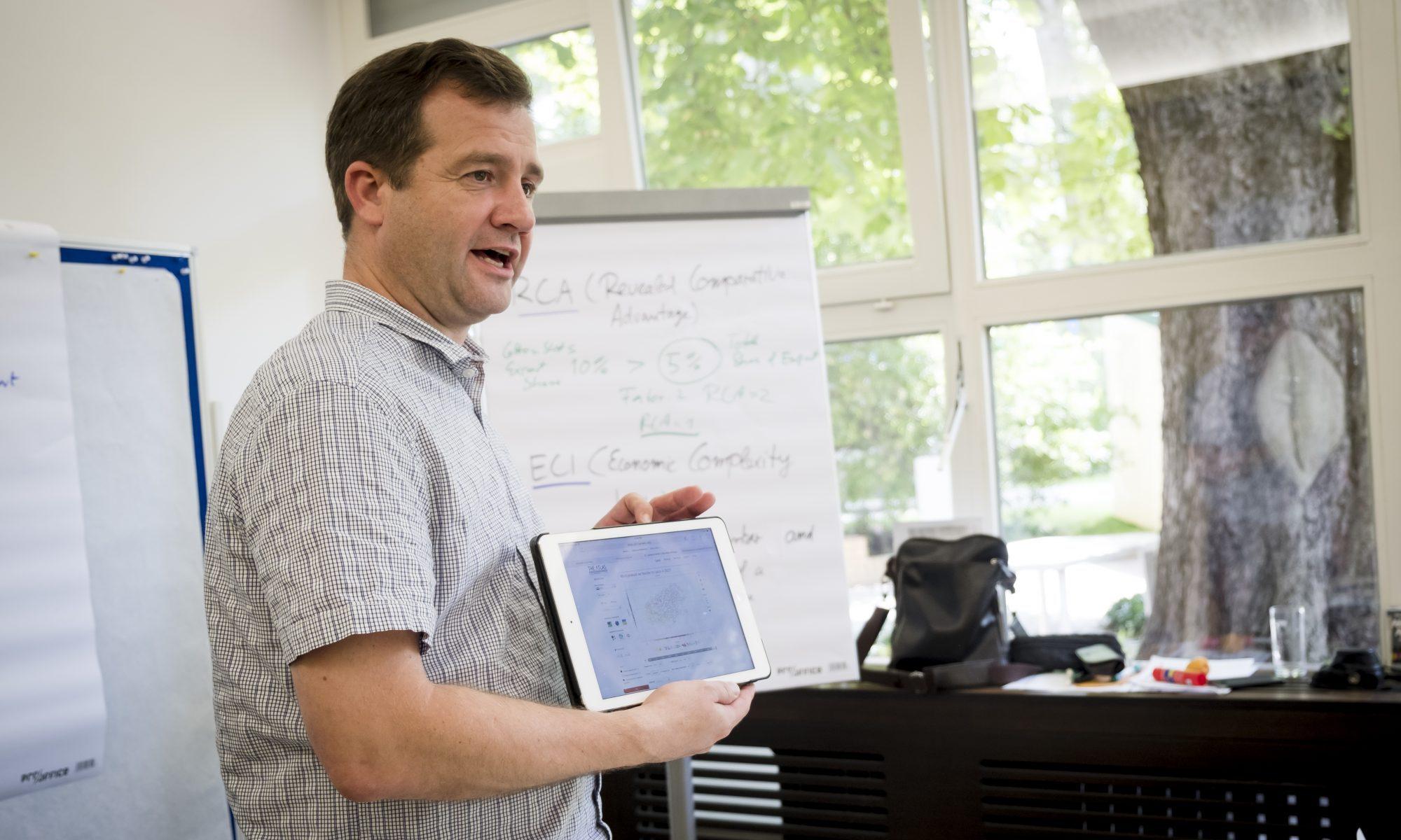 Innovation Coach - Dr Shawn Cunningham